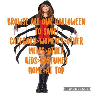 Browse Halloween by Category- women's>other